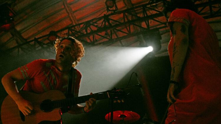 Francisco El Hombre se apresenta no Circo Voador. Foto: Pedro Marinho