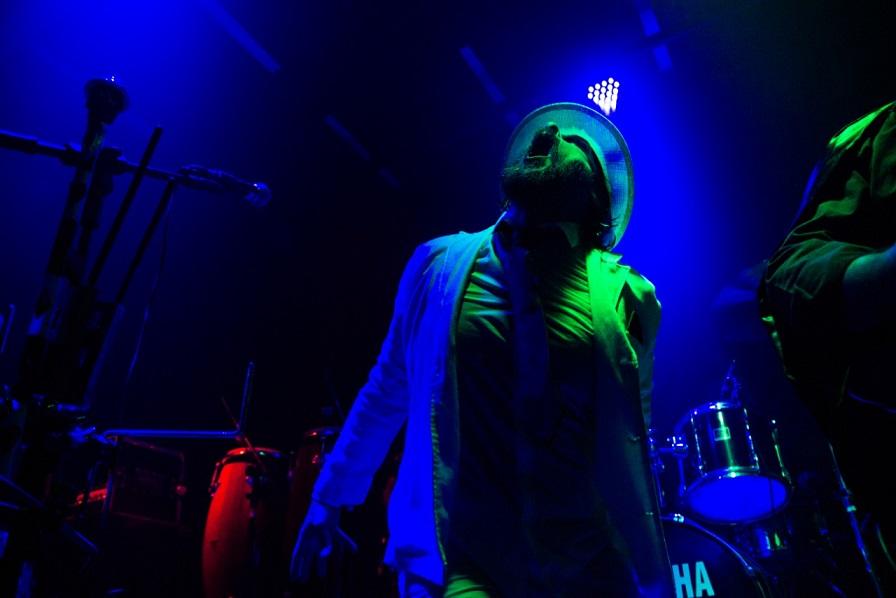 Vocalista da banda Gangrena Gasosa