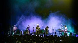 Banda Fresno se apresenta na Fundição Progresso, no Rio de Janeiro