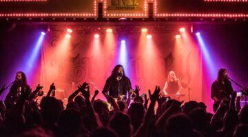 Evergrey se apresenta no Teatro Rival, no Rio de Janeiro
