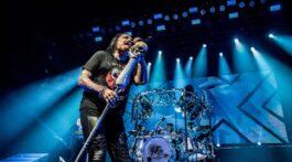 Dream Theater se apresenta no Vivo Rio, no Rio de Janeiro