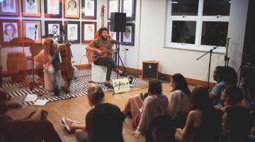 Sofar Sounds no Rio de Janeiro
