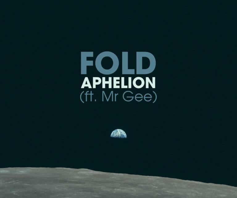"""""""Aphelion"""", capa / Fold, Divulgação."""