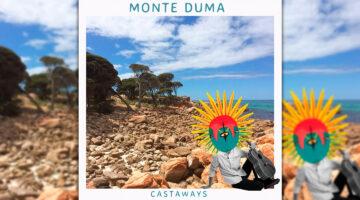 """""""Castaways"""", Monte Duma / Capa, Divulgação."""